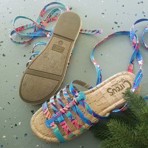 Sam Edelman Shoes - Circus by Sam Edelman Ariel Espadrille Sandal 9